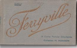 FERRYVILLE, Carnet  De 12 Cartes Postales - Túnez