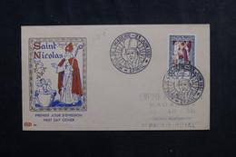 FRANCE - Enveloppe FDC En 1951 - Saint Nicolas - L 73370 - 1950-1959