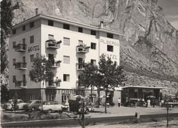 N°6683 R -cpsm Pietramurata -hôtel Daino-  Voiture Panhard- - Other Cities