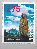 2020 Austria Österreich Mi. 40 **MNH Mit Nr. 175  Murmeltier    Dispenserrollenmarken - 2011-... Nuevos & Fijasellos