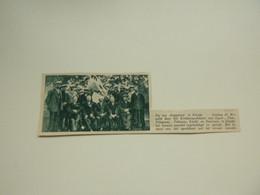 """Origineel Knipsel ( 7851 ) Uit Tijdschrift """" De Stad """" 1935 :    Zelzate - Sin Clasificación"""