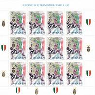 Italia Nº 2578 En Hoja De 12 Sellos - 2001-10: Neufs