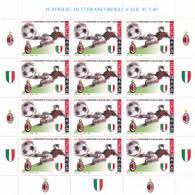 Italia Nº 2721 En Hoja De 12 Sellos - 2001-10: Neufs