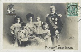 ITALIE FAMIGLIA REALE D'ITALIA - Other