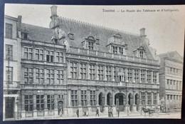 CPA Tournai Le Musée Des Tableaux Et D'Antiquités 1909 - Tournai