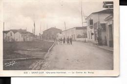 CPA (17) SAINT JUST Le Centre Du Bourg - Other Municipalities