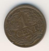 NEDERLAND 1925: 1 Cent, KM 152 - 1 Cent