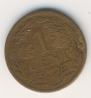 NEDERLAND 1913: 1 Cent, KM 152 - 1 Cent