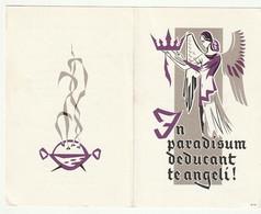 Doodsprentje Guido GEUKENS Zoon Appels Geel 1950 - 1970 (20 J) - Andachtsbilder