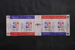 FRANCE - Carnet Privé  En 1990 De L 'Appel Du 18 Juin 1940 Avec Porte Timbres - Général De Gaulle - L 73409 - Other