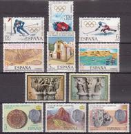 Spanien, Satz-Lot , Postfrisch , Xx  (4738) - Collections