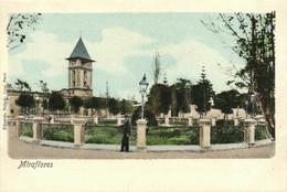 PC CPA PERU, MIRAFLORES, Vintage Postcard (b22060) - Peru