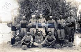 CARTE - PHOTO - MILITARIA - MARRAKECH - Camp Du GUELIZ - 139ème Régiment Avec Le Nom Des Soldats - 1914 - Marrakech
