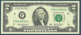 USA Billet 2 Dollars 2003 A - Other
