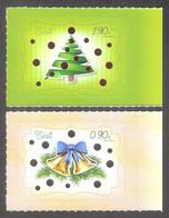 Christmas Estonia 2020 MNH Stamps  Mi 998-9 - Natale