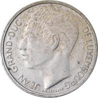 Monnaie, Luxembourg, Jean, Franc, 1981, TB+, Copper-nickel, KM:55 - Lussemburgo