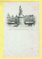 * Brugge - Bruges (West Vlaanderen) * (G.H.) Monument De Breydel & De Coninck, Grand'Place, Café Royal, TOP - Brugge