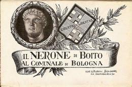 (CT).Nerone Di Boito.Lotto 6 Cartoline F.to Piccolo Con Custodia Originale (24-a20) - Musik Und Musikanten