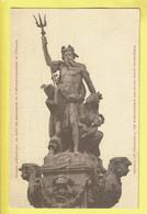 * Antwerpen - Anvers - Antwerp * (Bond Antwerpen Vooruit) 1913, 50ste Verjaardag Vrijmaking Schelde, Neptunus - Antwerpen