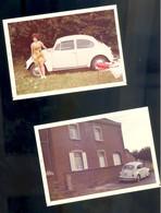 Photo Auto Automobile Voiture Volkswagen Coccinelle VW - Automobile