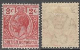 British Honduras 1915 George - Britisch-Honduras (...-1970)