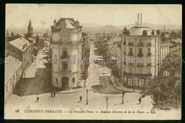 63 Clermont Ferrand AU PLANTEUR DE CAIFFA Avenue Charras La Nouvelle Poste Et De La Gare De Alfred COLLE A Henry COLLE Z - Clermont Ferrand