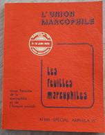 Histoire Postale Union Marcophile 1975 NEUF - Cataloghi Di Case D'aste