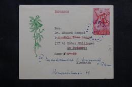 VENEZUELA - Enveloppe De Caracas Pour L 'Allemagne - L 73490 - Venezuela