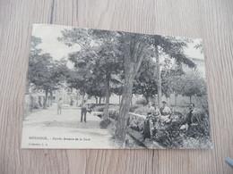 CPA 84 Vaucluse Mérindol Entrée Avenue De La Gare - Andere Gemeenten