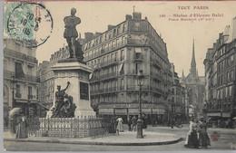 Tout Paris Statue D'étienne Dolet - Arrondissement: 05