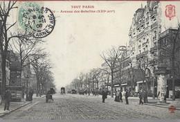 Tout Paris Avenue Des Gobelins - Arrondissement: 13