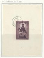 COB   BL 16   (°) - Blocks & Sheetlets 1924-1960