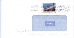 """MTAM """"QUEEN MARY 2 CHANTIERS NAVALS DE SAINT-NAZAIRE"""" - O - Personalized Stamps (MonTimbraMoi)"""