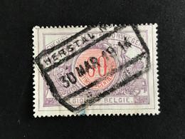 TR37 Gestempeld HERSTAL N° - 1895-1913