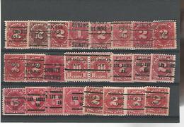 37530 ) USA Collection Precancel - Vorausentwertungen