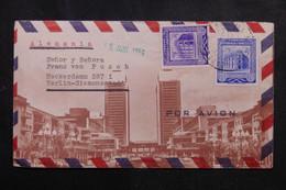VENEZUELA - Enveloppe Touristique De Caracas Pour L 'Allemagne En 1956 - L 73497 - Venezuela