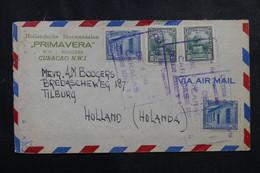 VENEZUELA - Enveloppe Commerciale De Caracas En 1948 Pour Les Pays Bas  - L 73502 - Venezuela