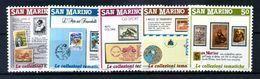 1988 SAN MARINO SET MNH ** - Unused Stamps