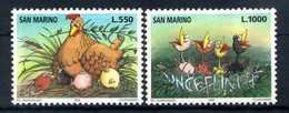 1996 SAN MARINO SET MNH ** - Unused Stamps