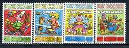 1990 SAN MARINO SET MNH ** - Unused Stamps