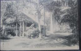 Maurice Ile Pamplemouses  Nouveau Kiosque Cpa - Mauritius