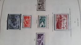 Timbres Neufs France De 1923 à1994 ; De 1945 à 1994 Années Complètes . - Sammlungen (im Alben)