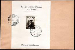 7.ROMANIA.1932 KING CAROLL II,FDC - FDC