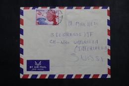 RWANDA - Enveloppe Pour La Suisse En 1976 - L 73526 - Autres