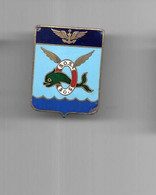 CK47 - INSIGNE AERONAVALE ESCADRILLE 20S - Fuerzas Aéreas