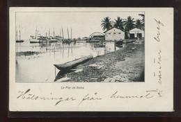 Congo La Pier De Boma -09__(932) - Congo Belge - Autres