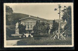 Croatia Abbazia Kurpark Mit Brunnen -14__(2234) - Croatia