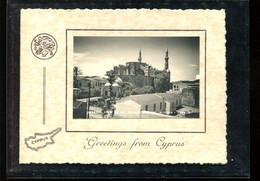 Cyprus Greetings Folding Card -36__(3146) - Zypern