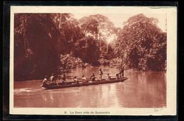 Dahomey La Davo Pres De Sassandra__(4519) - Dahomey