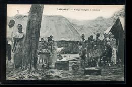Dahomey Village Indigene Abomey__(4613) - Dahomey